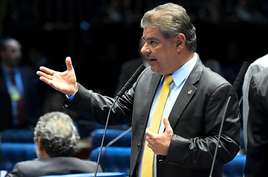 """Nelsinho Trad, relator do projeto: """"Momento da detecção do câncer impacta decisivamente a sua letalidade"""" Fonte: Agência Senado"""